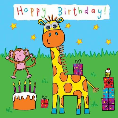 Birthday Cards For Kids Birthday Quotes